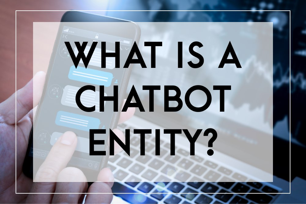 chatbot entity