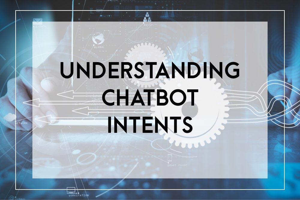chatbot intents