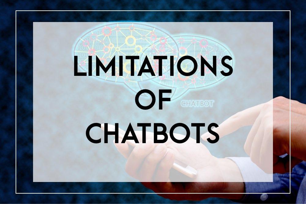 Chatbot limitations